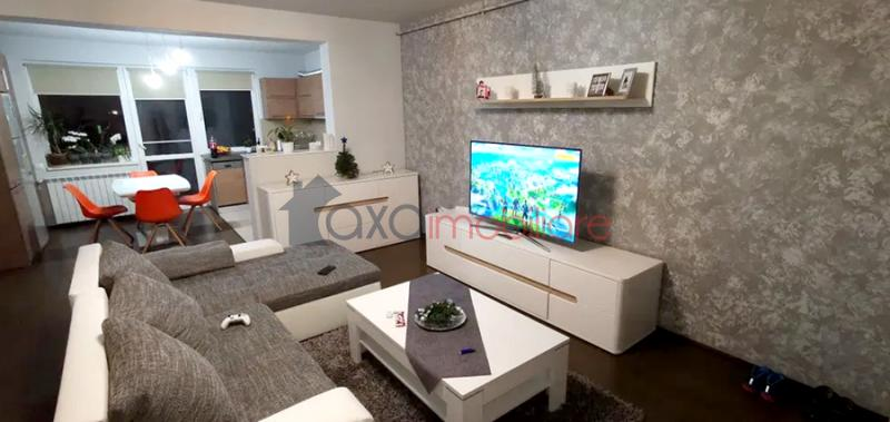 Apartment 3 rooms for sell in Cluj-napoca, ward Andrei Muresanu
